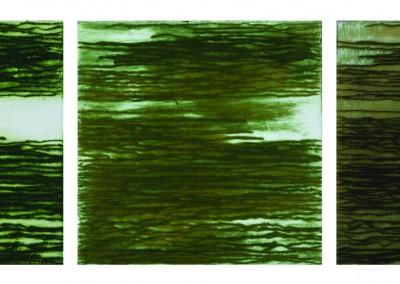 triptyque reflet